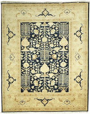 Agra Rectangle 8x10