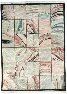 Contemporary Rectangle 8x11