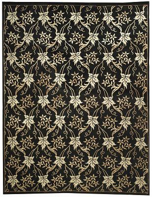 Contemporary Rectangle 9x11