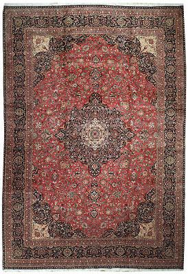 Kashan Rectangle 12x17