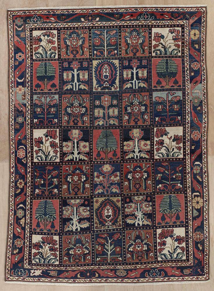 Persian Bakhtiari 4x6