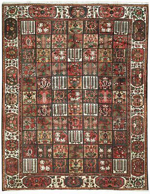 Persian Bakhtiari Rectangle 9x11