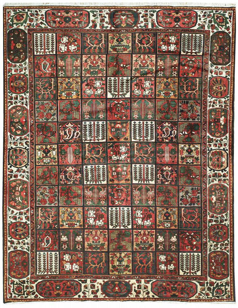 Persian Bakhtiari 9x11