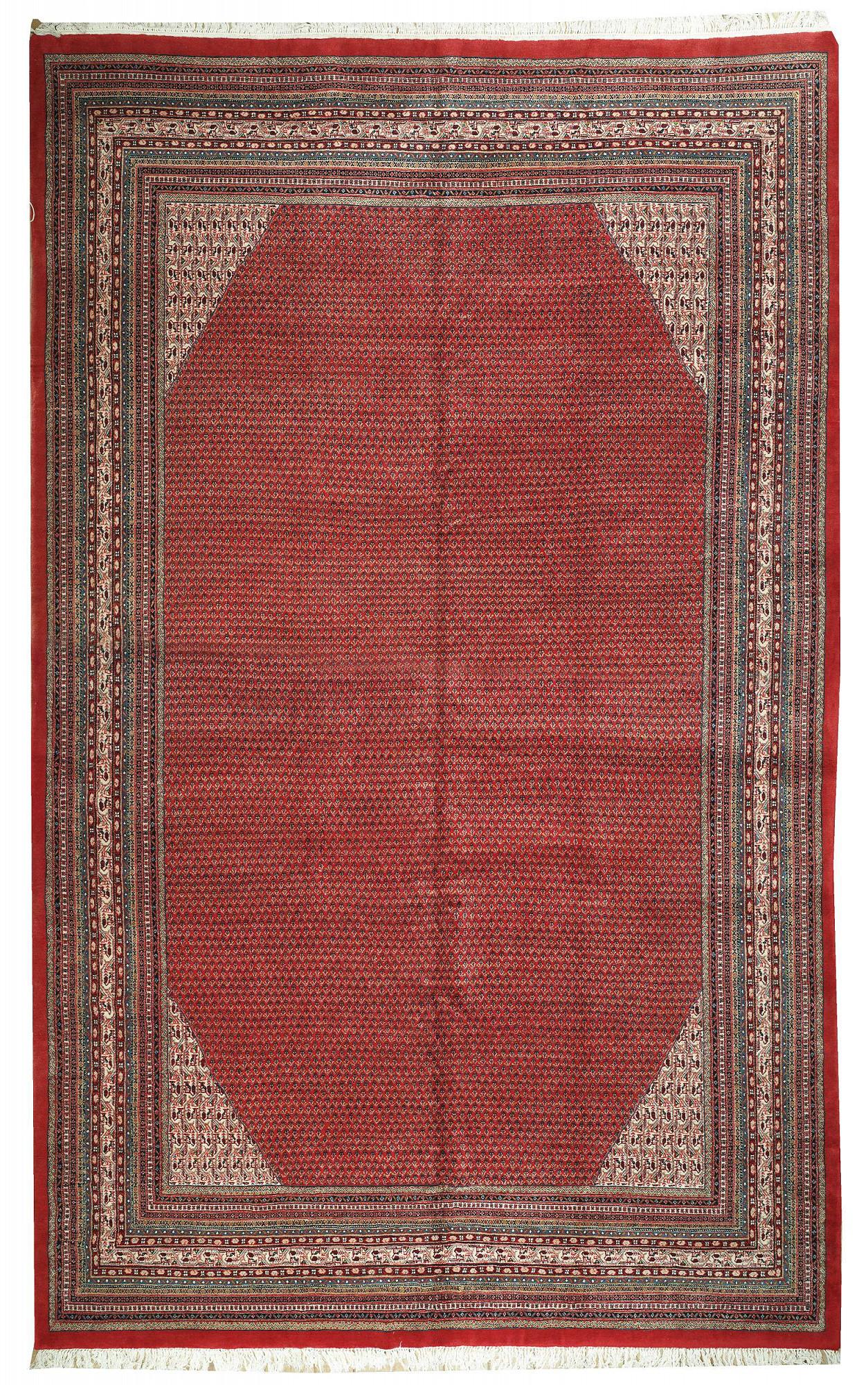 Persian Bijar Rectangle 11x20