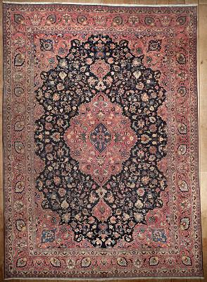 Persian Bijar Rectangle 9x13