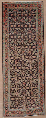 Persian Bijar Runner 3x10