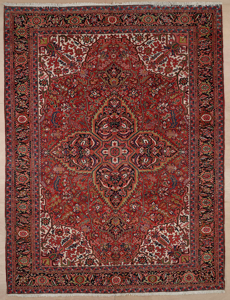 Persian Heriz 8x11