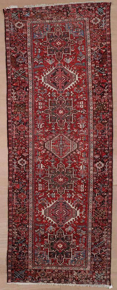 Persian Heriz 4x12