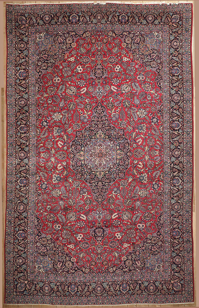 Persian Kashan 10x16
