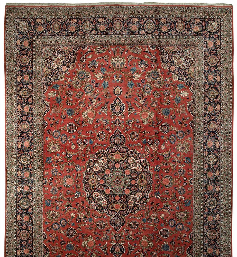 Persian Kashan 12x18
