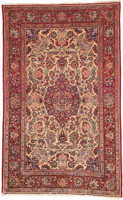 Persian Kashan 4x6