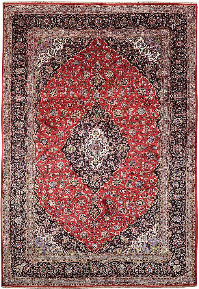 Persian Kashan 7x10