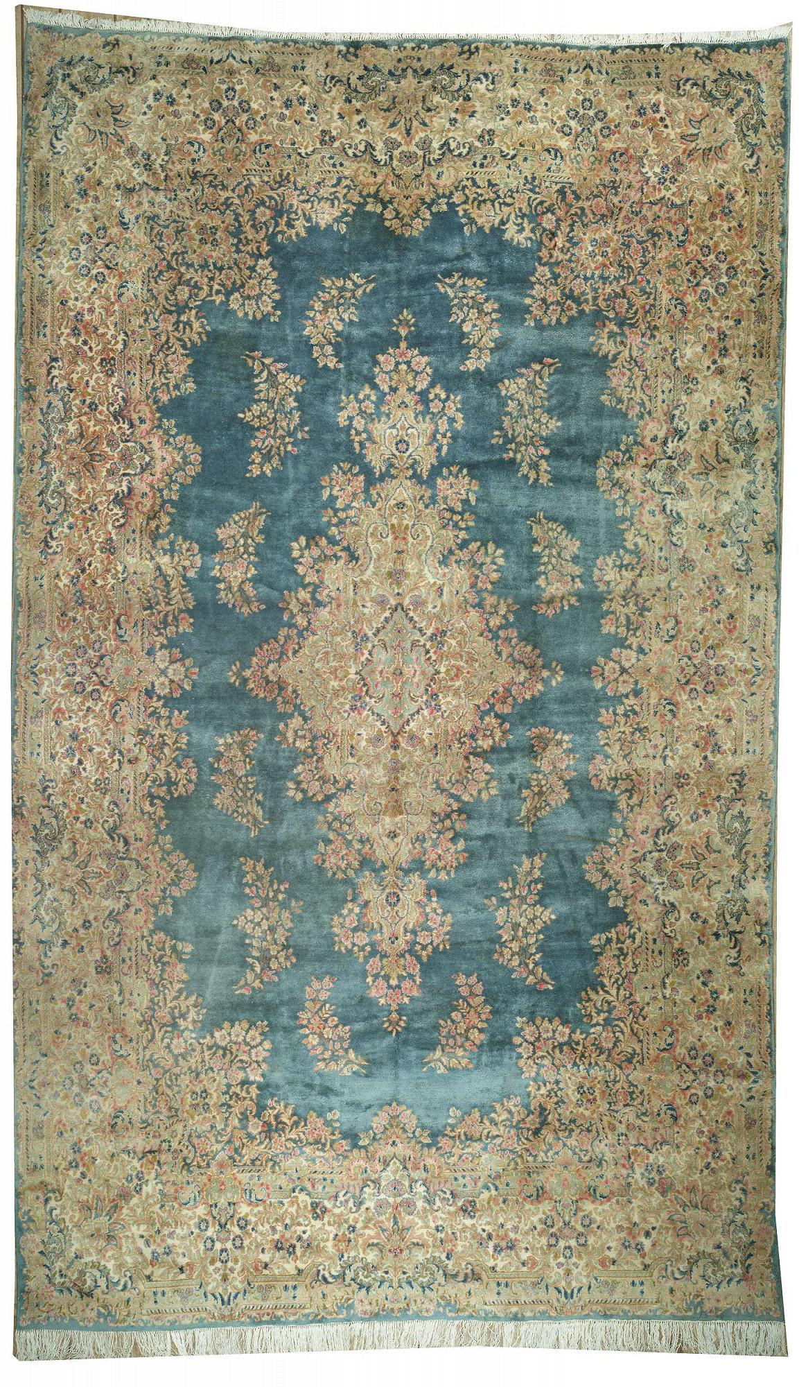 Persian Kerman Rectangle 11x19