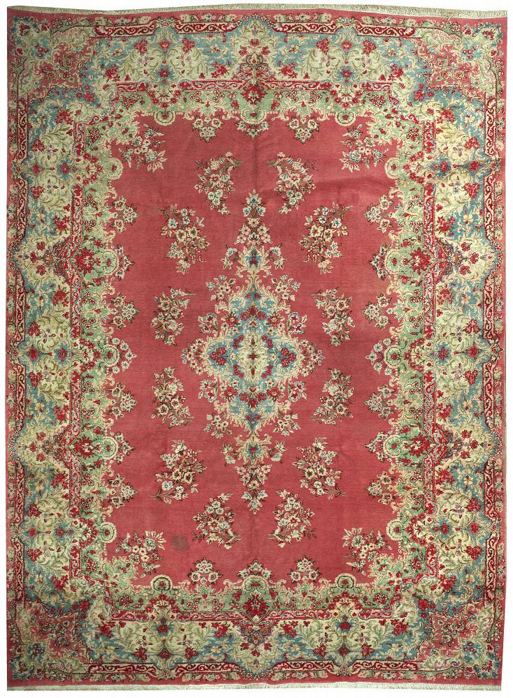 Persian Kerman 8x11