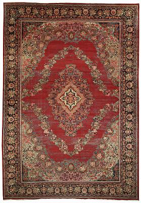 Persian Mahal Rectangle 12x18