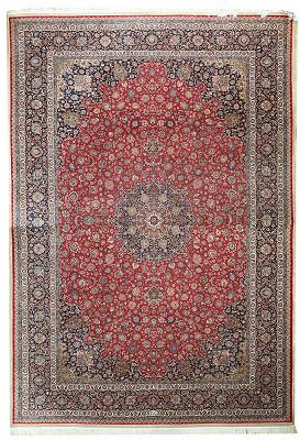 Persian Mashad Rectangle 13x19