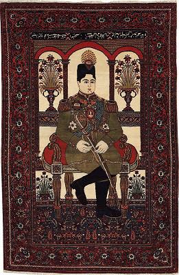 Persian Mohtashem/K Rectangle 4x6