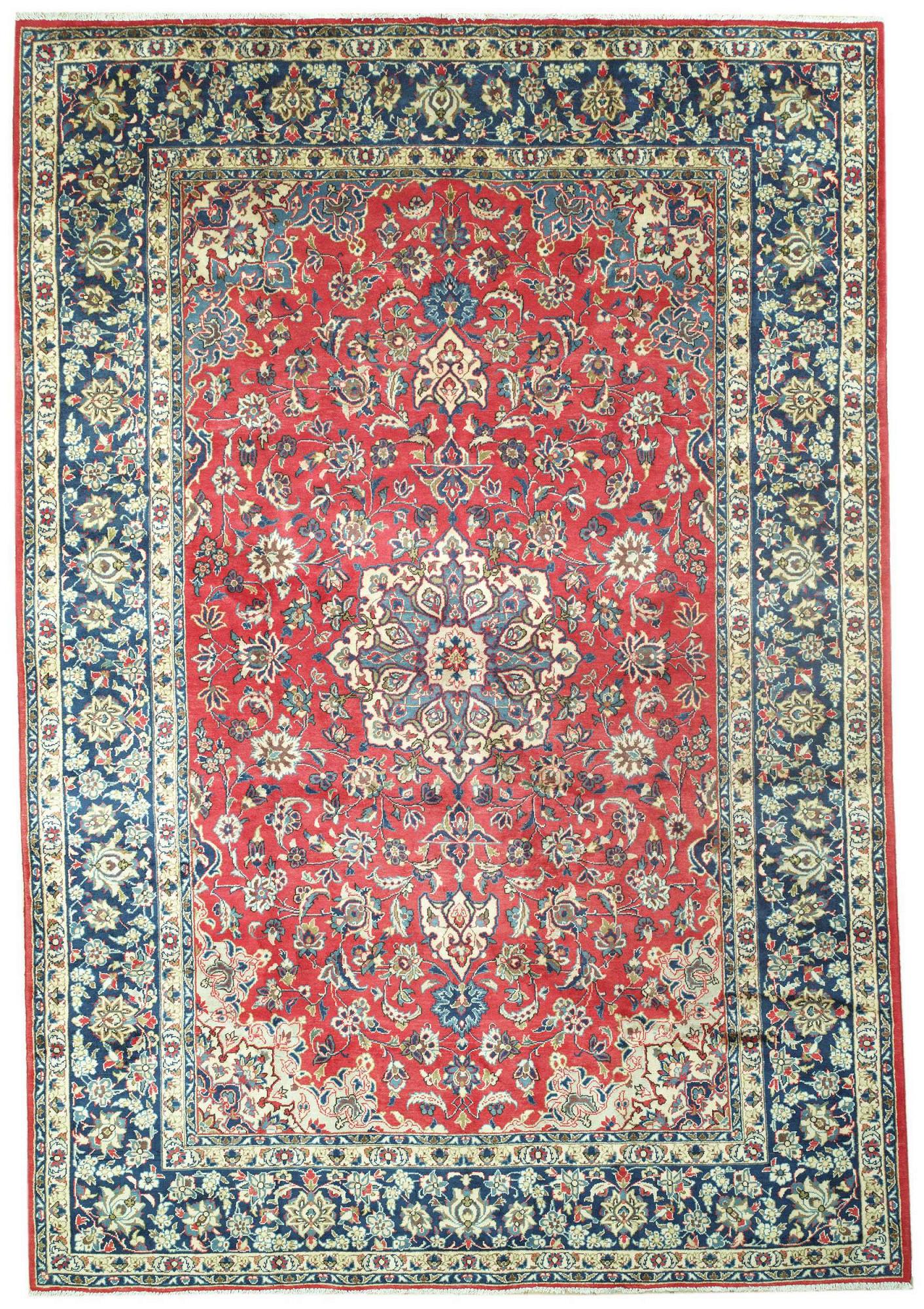 Persian Najafabad Rectangle 8x12