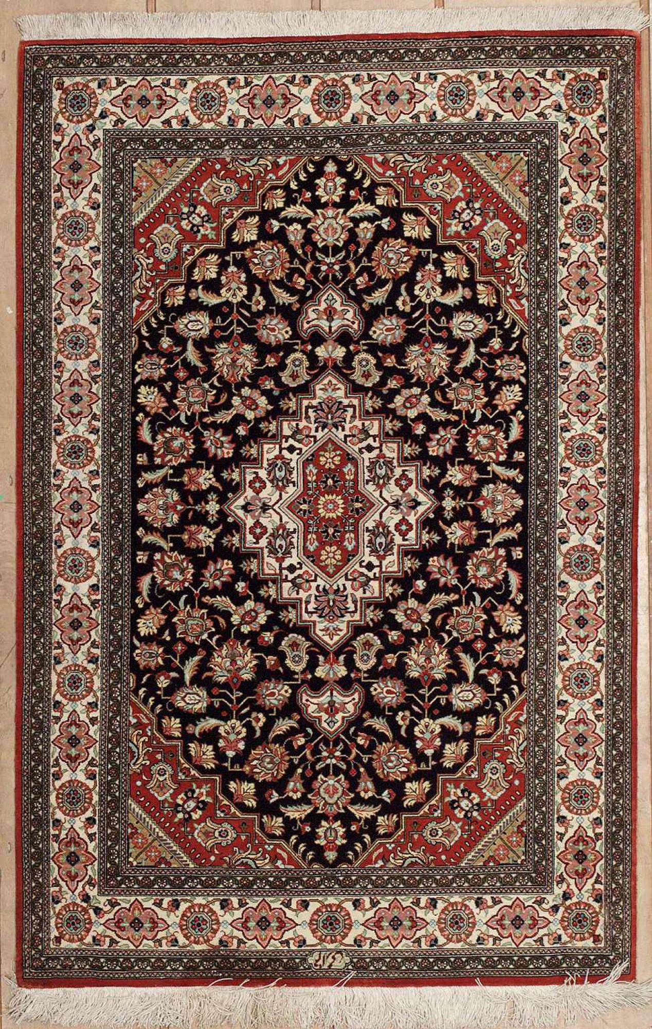 Persian Qum Rectangle 2x3