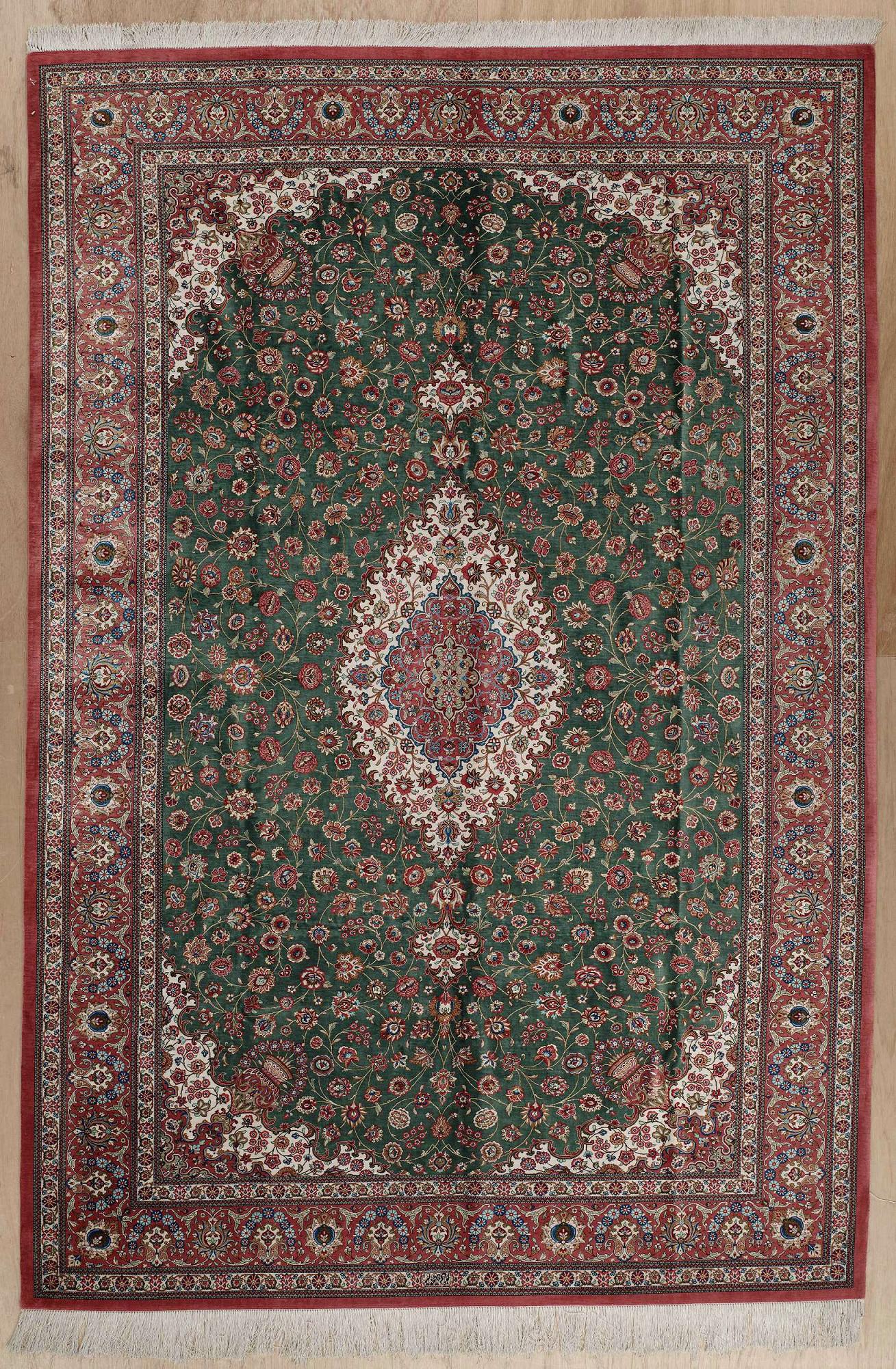 Persian Qum Rectangle 6x9
