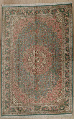 Persian Qum Rectangle 7x10