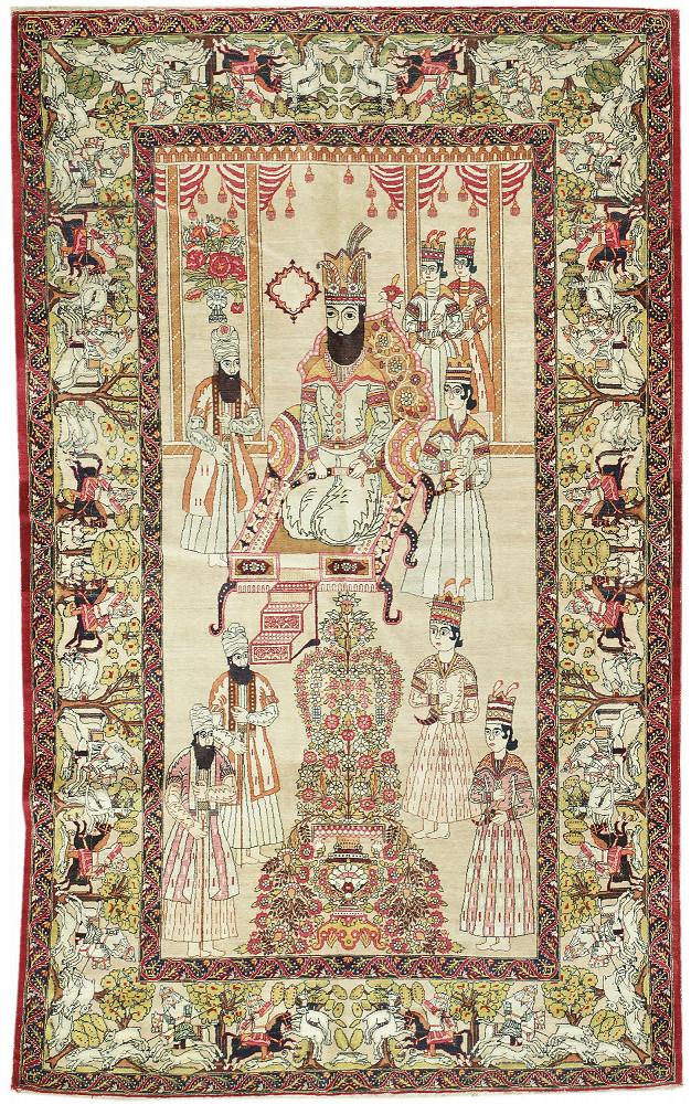 Persian Ravar Kerma 4x7