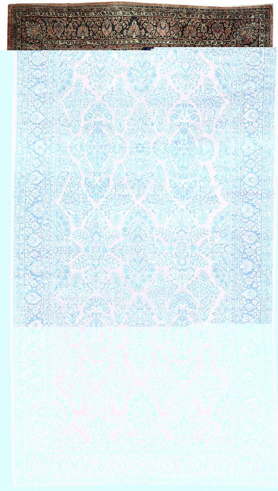 Persian Sarouk 10x19