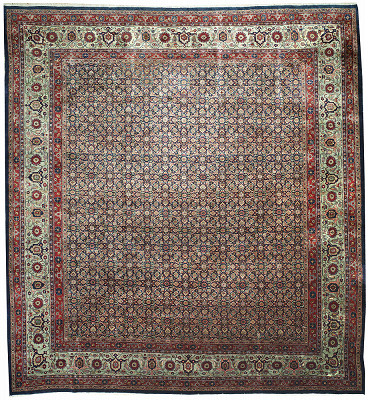 Persian Sarouk Rectangle 13x14