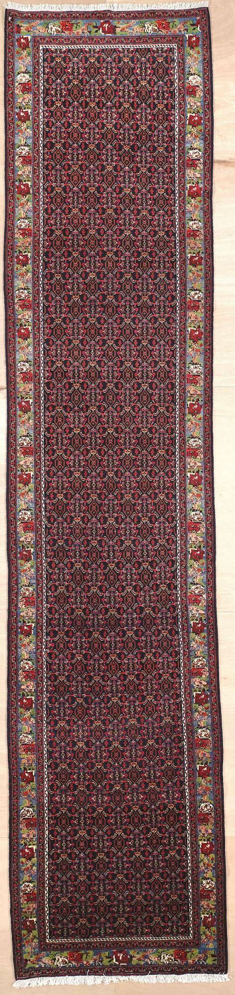 Persian Seneh Runner 3x17