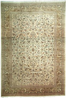 Persian Tabriz Rectangle 12x18