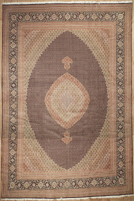 Persian Tabriz Rectangle 12x19