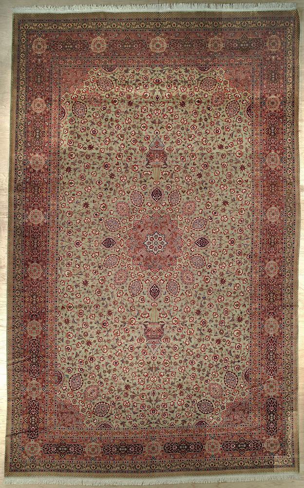 Persian Tabriz 12x19
