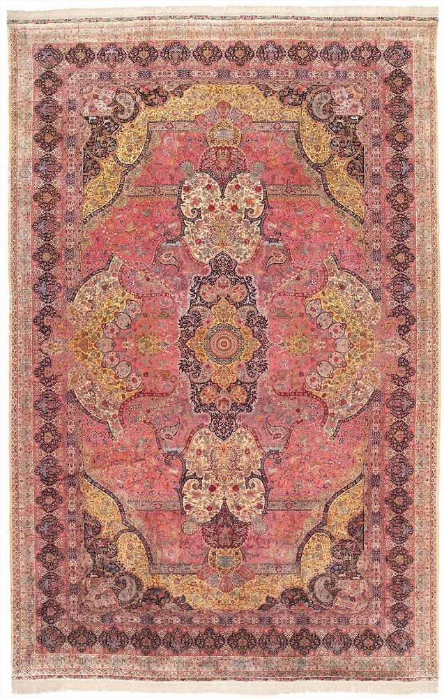 Persian Tabriz 16x25