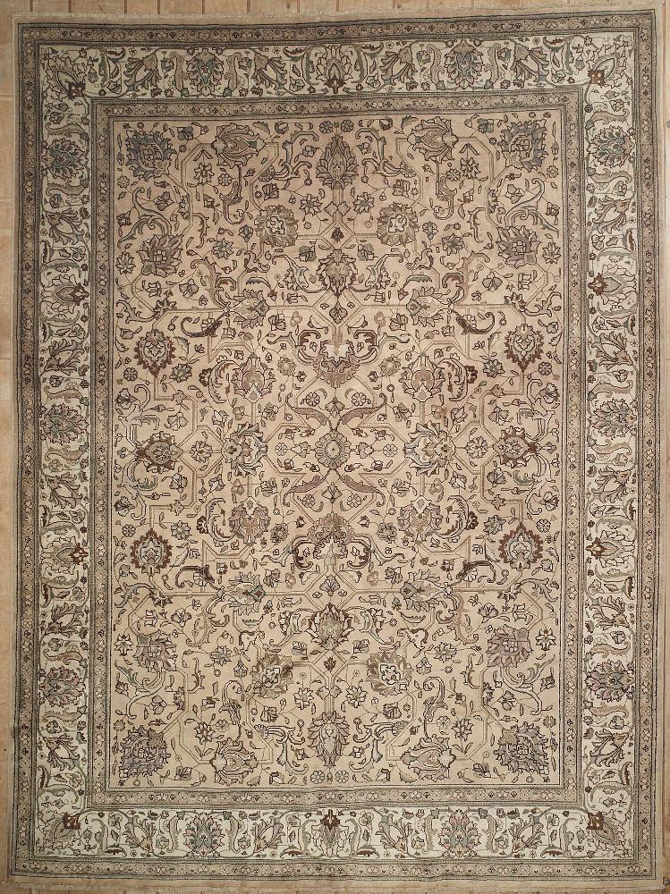 Persian Tabriz 9x12