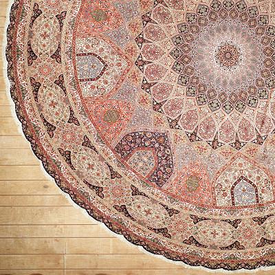 Persian Tabriz Round 19x19