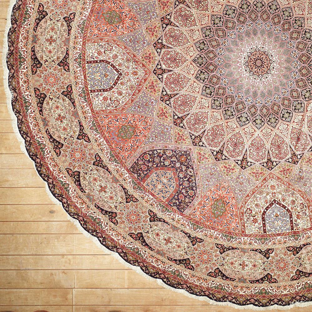 Persian Tabriz 19x19