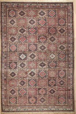 Persian Yalameh Rectangle 11x17