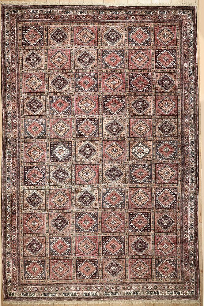 Persian Yalameh 11x17