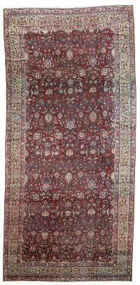 Persian Yazd Rectangle 9x21