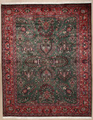 Sarouk Rectangle 8x10