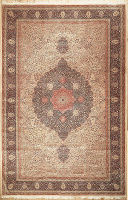 Tabriz Rectangle 12x18
