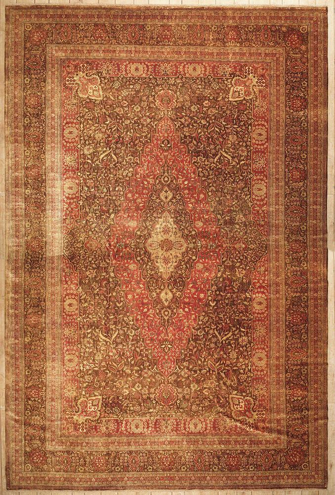Tabriz 12x19