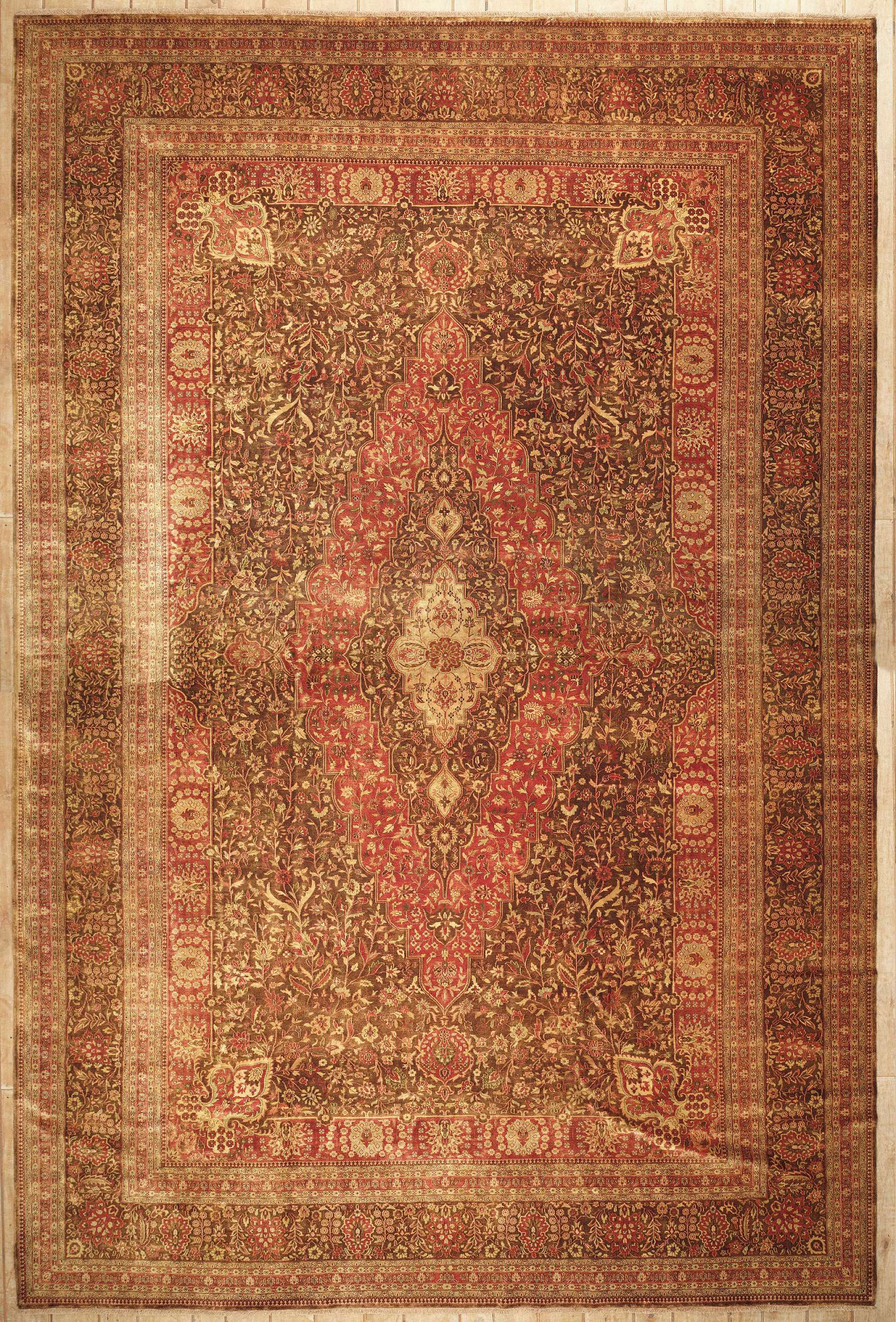 Tabriz Rectangle 12x19