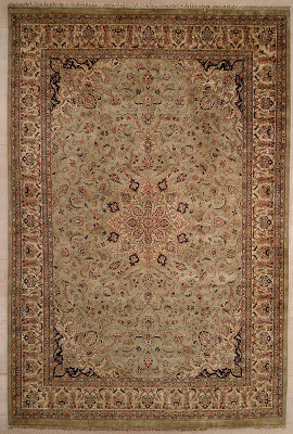 Tabriz Rectangle 9x14
