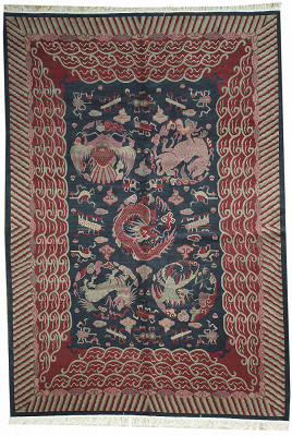 Tibetian Rectangle 6x9