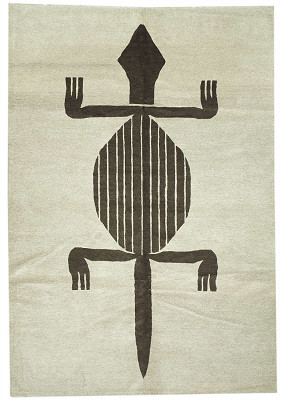 Tibetian Rectangle 7x9