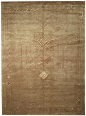 Tibetian Rectangle 9x12