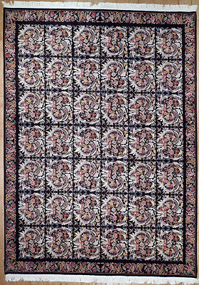 Abussan Rectangle 10x14