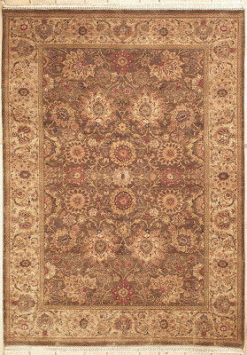 Agra Rectangle 6x8