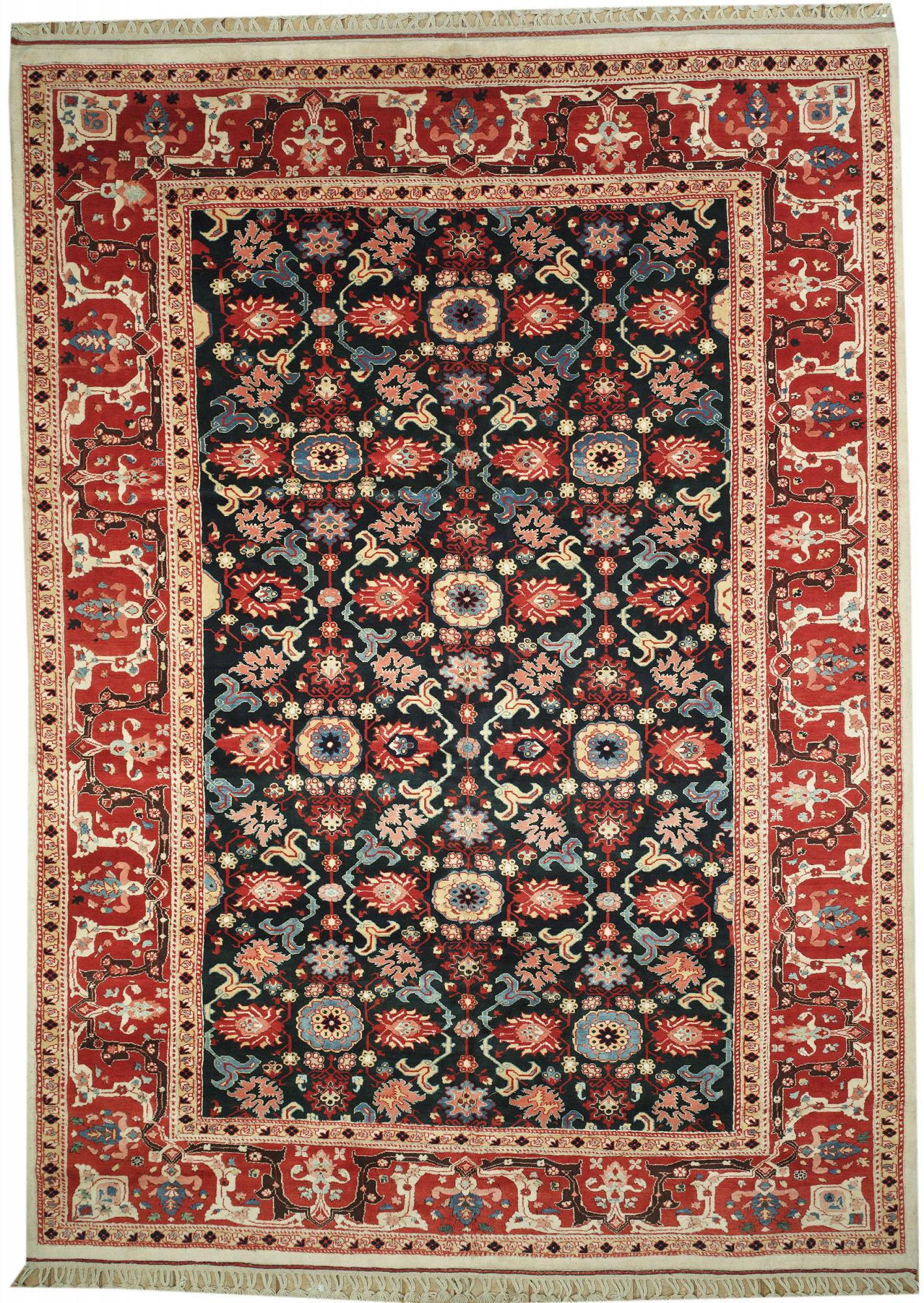 Anatolian Rectangle 9x13